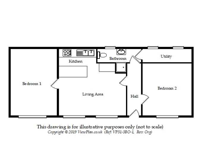 Floorplan of Pill Street, Cogan, Penarth, CF64 2JR